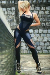 Комбинезоны для фитнеса – это премиум сегмент женской спортивной одежды,  который сочетает в себе все достоинства других видов, таких как топы,  майки, ... a7671bef6f9